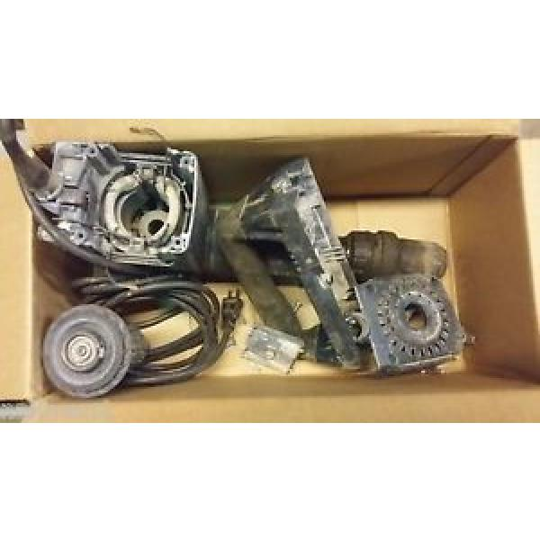 Used 1615700034 CLAMPING FLANGE FOR BOSCH 11316EVS -ENTIRE PICTURE NOT FOR SALE #1 image