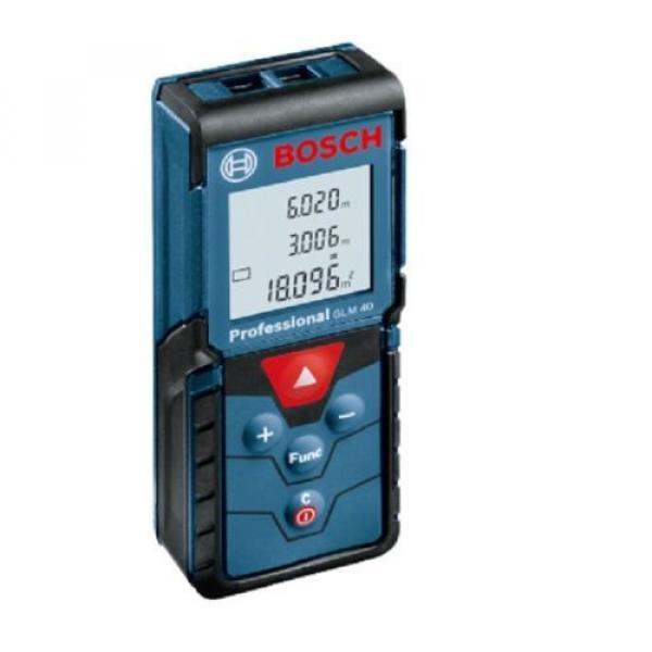 Bosch Professional GLM 40 Integral Digital Laser Measure Range Finder up to 40M #1 image