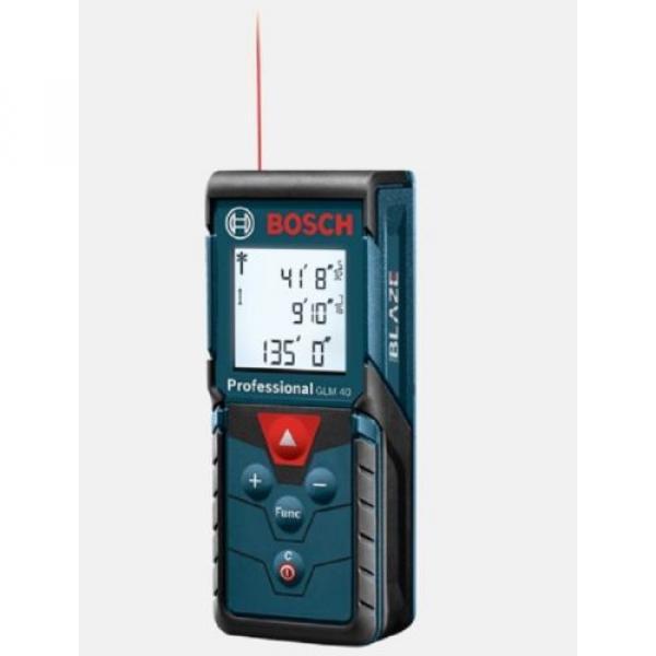 Bosch Professional GLM 40 Integral Digital Laser Measure Range Finder up to 40M #2 image