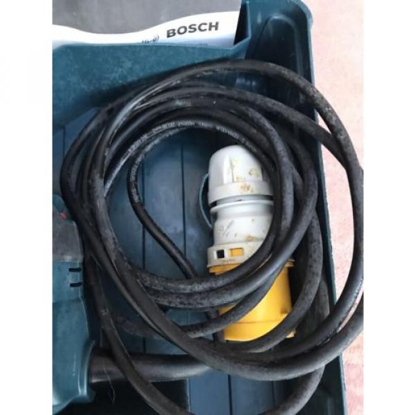 Bosch GST150 BCE  110v Heavy Duty Orbital Jigsaw + Carry Case #5 image