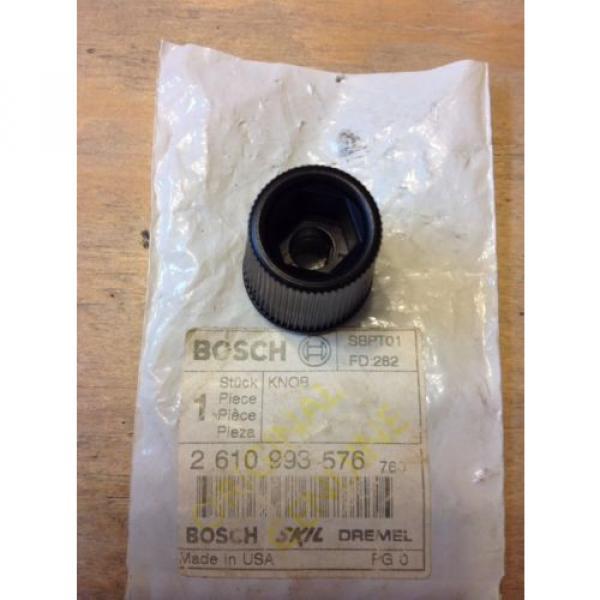 Bosch Adjusting Device 2610993576 Knob #2 image