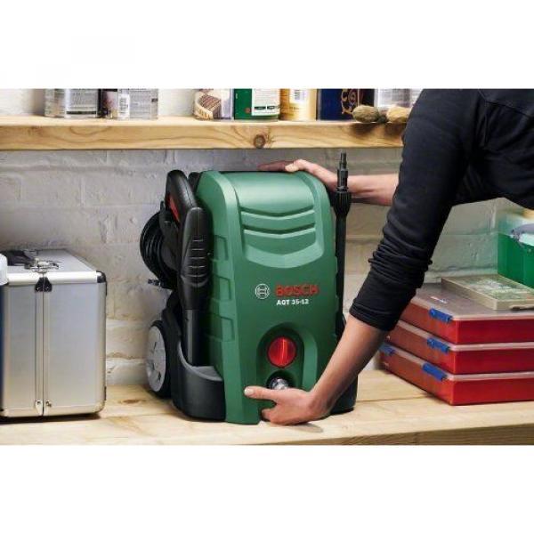 Bosch AQT 35-12 High Pressure Washer #5 image