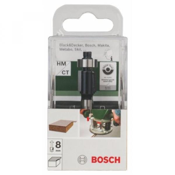 savers choice Bosch FLUSH TRIM BIT 8mm shank 2609256605 3165140381369 ' #2 image