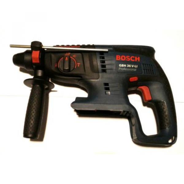 New Hammer drill Bosch 36 volt V-LI Professional no battery Retail $399 Concrete #1 image