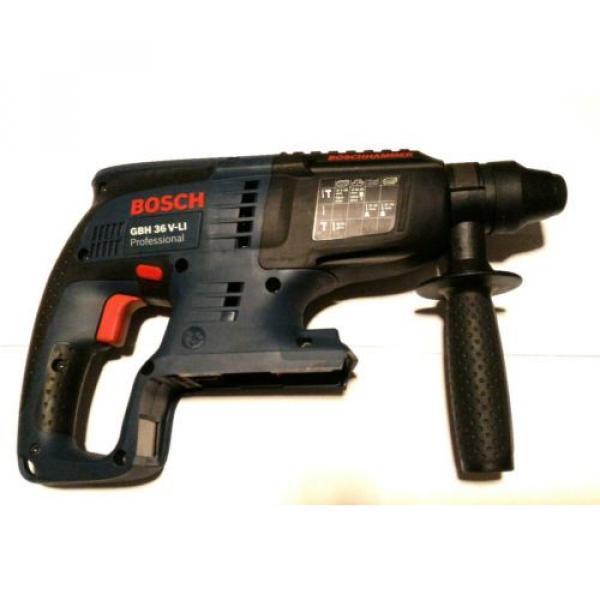New Hammer drill Bosch 36 volt V-LI Professional no battery Retail $399 Concrete #2 image