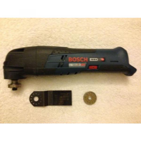 New Bosch PS50 12V 12 Volt Max Cordless Multi-X Oscillating Tool Lithium Ion #1 image
