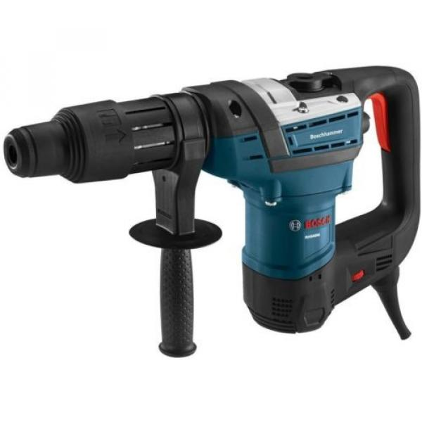 Bosch Rotary Hammer Drill Concrete Driver SDS-MAX Electric Power Tool 12Amp 120V #1 image