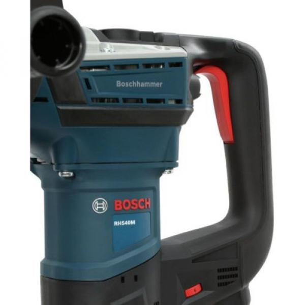 Bosch Rotary Hammer Drill Concrete Driver SDS-MAX Electric Power Tool 12Amp 120V #3 image