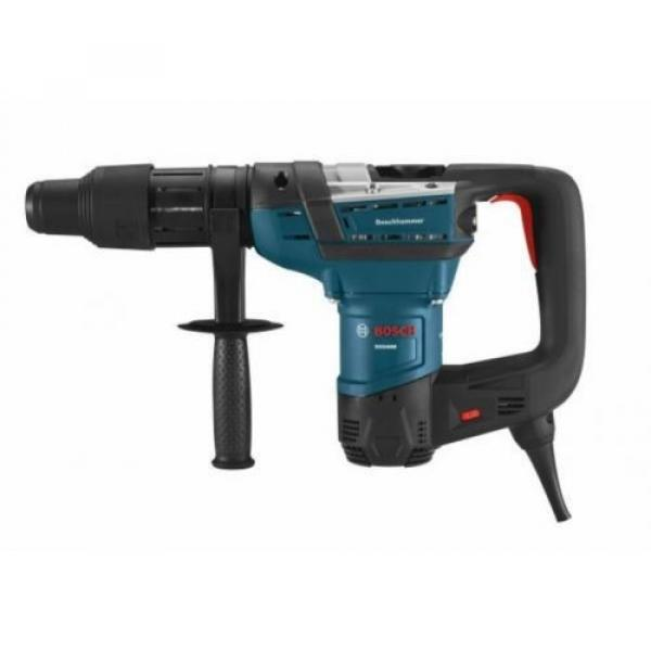 Bosch Rotary Hammer Drill Concrete Driver SDS-MAX Electric Power Tool 12Amp 120V #5 image