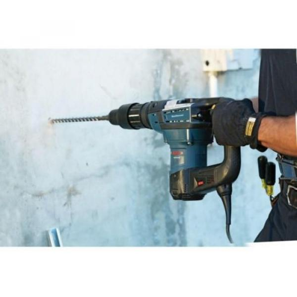 Bosch Rotary Hammer Drill Concrete Driver SDS-MAX Electric Power Tool 12Amp 120V #8 image
