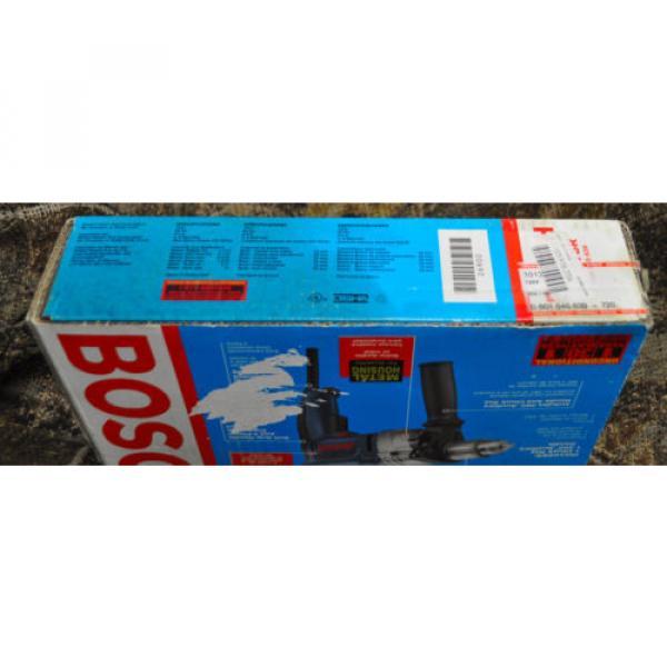 "Bosch High-Torque 1013 VSR 1/2""  Corded Drill/Driver 6.5 850 Heavy Duty - NEW! #3 image"