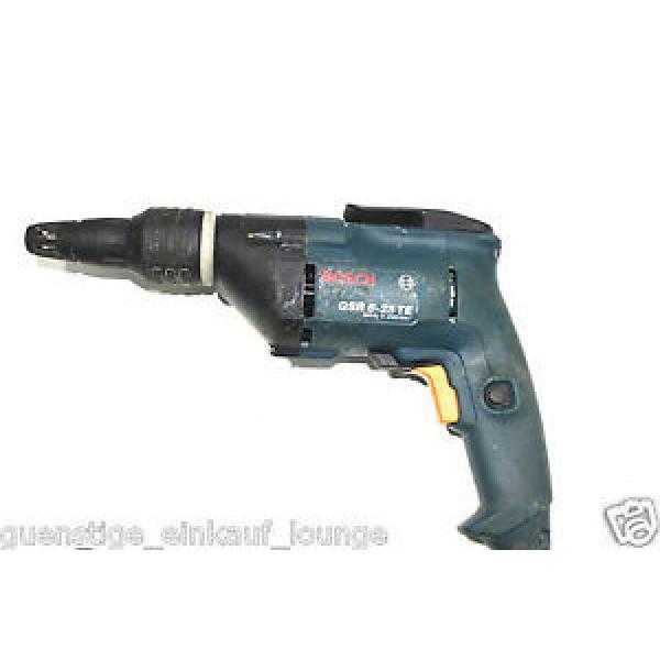 Bosch Atornillador para construcción en seco GSR 6-25 TE Solo Profesional #1 image