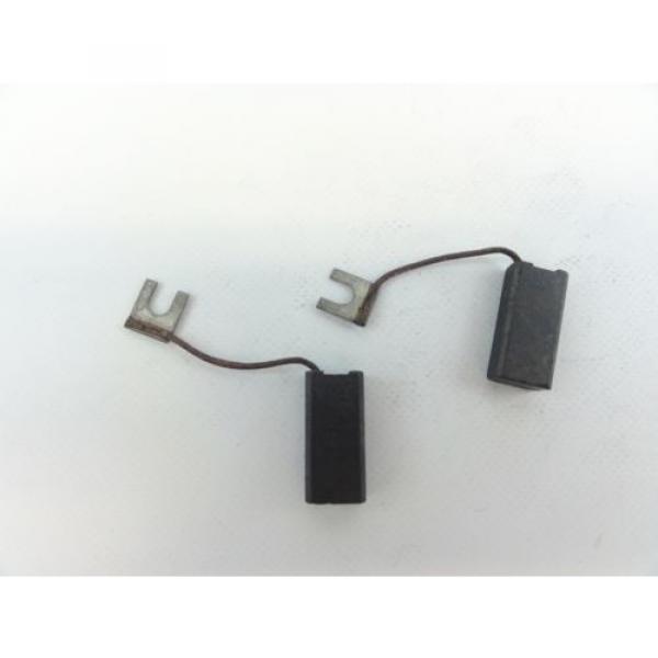 Bosch #1607014126 New Genuine Brush Set for 1631 1209 1507 1328 1329 1632VS #2 image
