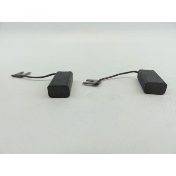 Bosch #1607014126 New Genuine Brush Set for 1631 1209 1507 1328 1329 1632VS #3 image