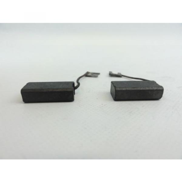 Bosch #1607014126 New Genuine Brush Set for 1631 1209 1507 1328 1329 1632VS #4 image