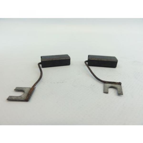Bosch #1607014126 New Genuine Brush Set for 1631 1209 1507 1328 1329 1632VS #6 image
