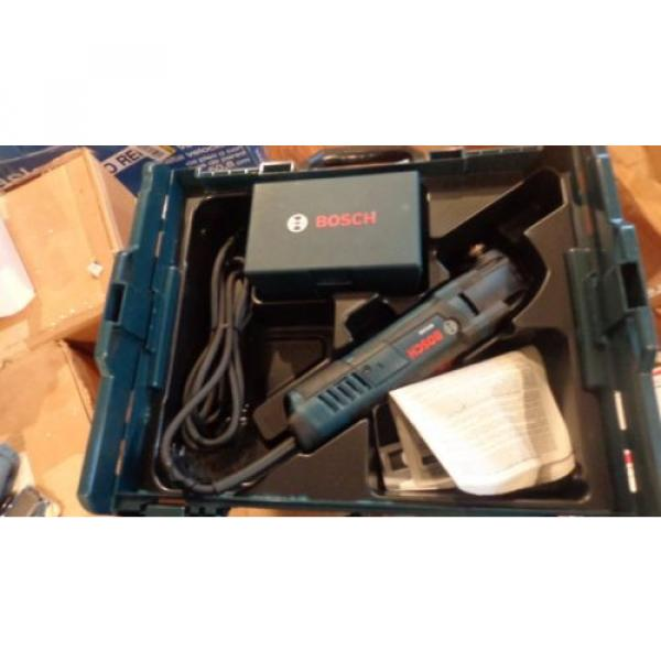 Bosch MX25EL-37 2.5-Amp Oscillating Tool, LBoxx and Accessories #8 image