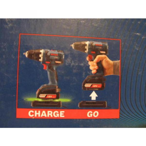 Bosch Tools 18V Wireless Charging Starter Kit w/ BATTERY & Frame WC18CF-102 NEW #3 image