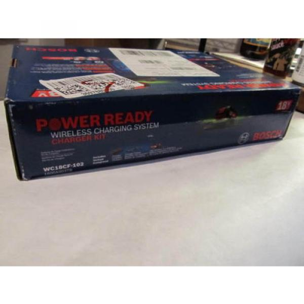 Bosch Tools 18V Wireless Charging Starter Kit w/ BATTERY & Frame WC18CF-102 NEW #4 image