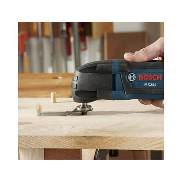 Bosch 2.5 Amp Multi-X Oscillating Tool Kit MX25EC-21 Reconditioned #4 image