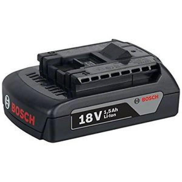 Bosch Professional 1600Z00035 Batteria GBA 18 V 1,5 Ah M-A #1 image