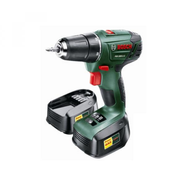 Bosch 18V Cordless Drill Driver Kit (Drill + Batteries + Charger) #1 image