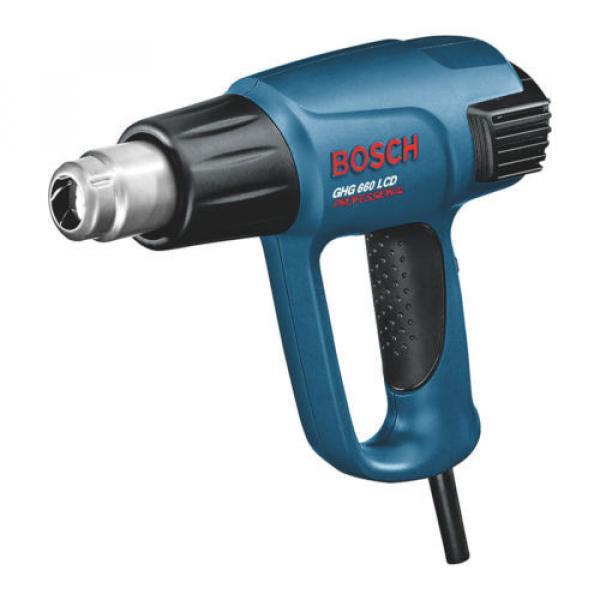 Bosch GHG 660 LCD 2300W Digital Heat Gun 110V #1 image