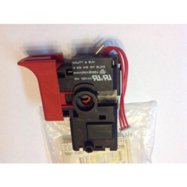 Bosch Switch 2610918107 #3 image