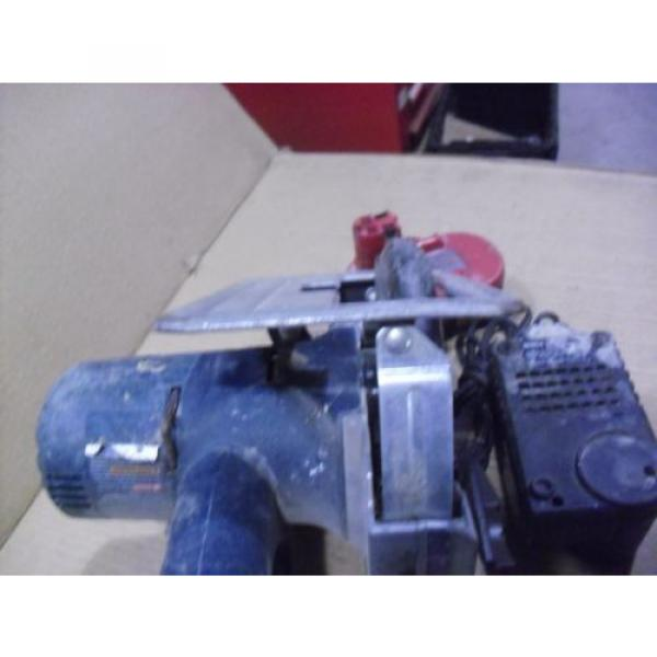"""Bosch 18 Volt 5-3/8"""" Cordless Saw # 1659 With BAT025 Battery & BC003 Charger #7 image"""