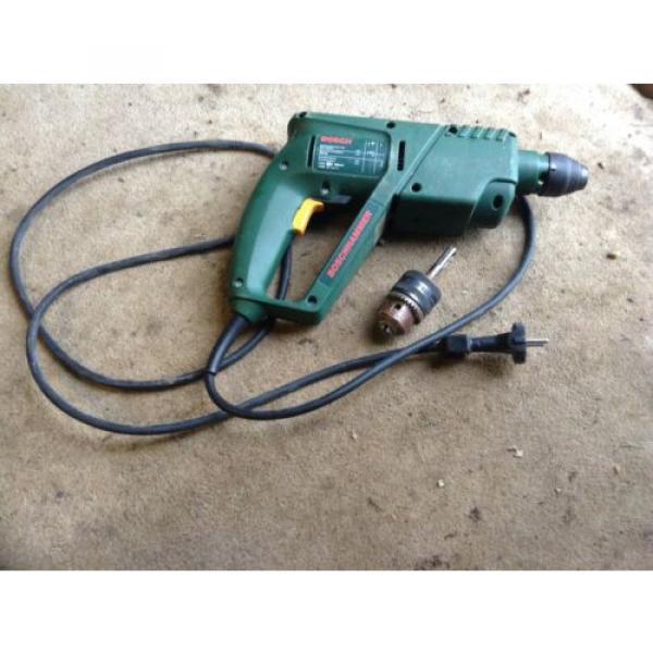 Bosch Pbh 160r Hammer Drill. European 2 Pin Plug. #2 image