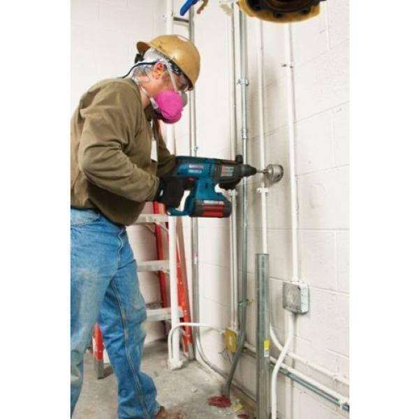 BOSCH RCSS2126 Rebar Cutter Hammer Drill Bit, 3/4x18 In #2 image