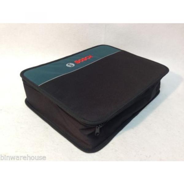 """New Bosch 16"""" x 12"""" Canvas Contractors Tool Bag Tote 2610022706 For 18v Tools #2 image"""