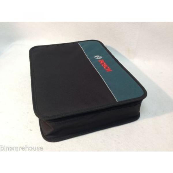 """New Bosch 16"""" x 12"""" Canvas Contractors Tool Bag Tote 2610022706 For 18v Tools #3 image"""