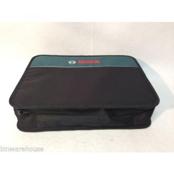"""New Bosch 16"""" x 12"""" Canvas Contractors Tool Bag Tote 2610022706 For 18v Tools #5 image"""