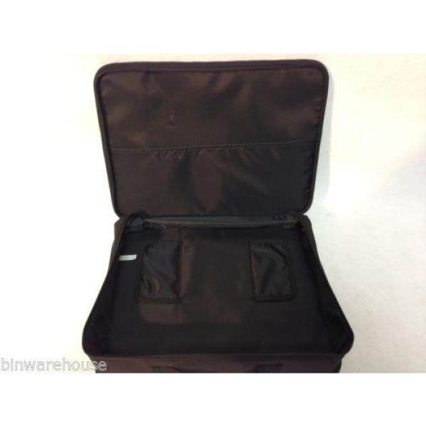 """New Bosch 16"""" x 12"""" Canvas Contractors Tool Bag Tote 2610022706 For 18v Tools #6 image"""