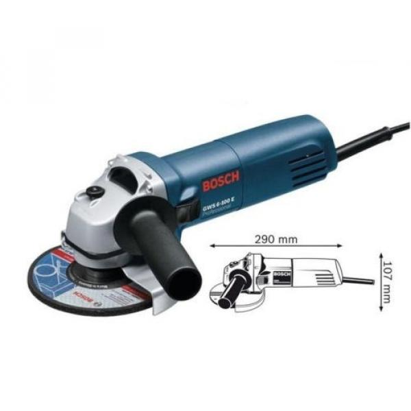 Bosch GWS6-100E Professional Speed control Angle Grinder,  220V #2 image