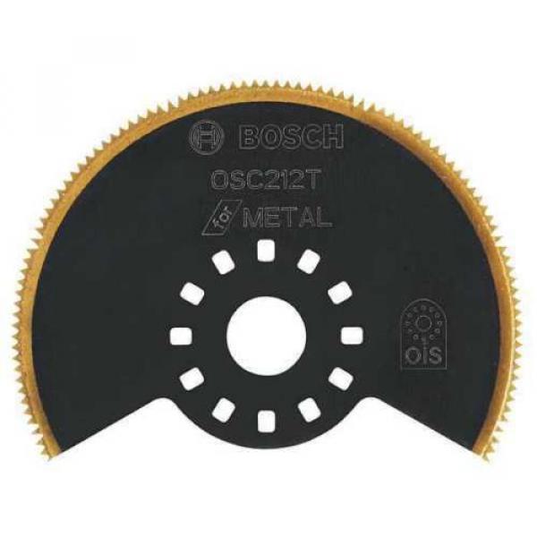 BOSCH OSC212T Segment Blade, Bimetal, 2-1/2 In #1 image