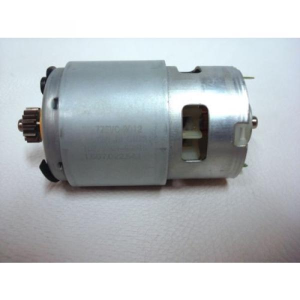 Bosch New Genuine 18V Litheon Drill Motor Part # 2607022832 for 36618 36618-02 #1 image