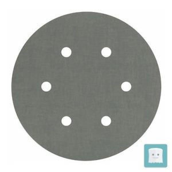BOSCH 2608608037 - PLATORELLI ABRASIVI B.F.STONE; 150 MM, P1200, 6 L, 50 PEZZI #1 image