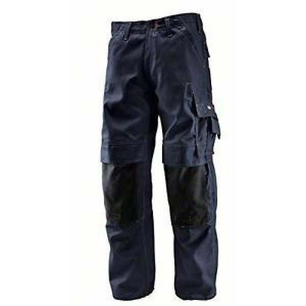 Bosch Professional WKT 010 0618800201, Pantaloni con Ginocchiere, Colore Blu, #1 image