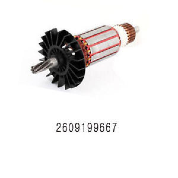 BOSCH ARMATURE  FOR GSB13RE (New)(667) No-2609199667  220-240V #1 image