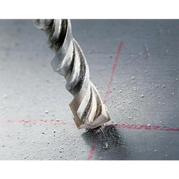 New Bosch SDS-Plus-5 Maonry Drill Bit - Longlife - Stone - Fast Dispatch #1 image