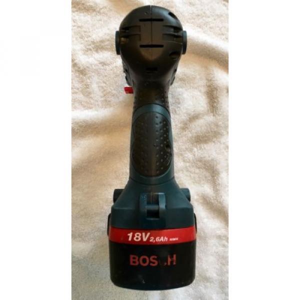 Bosch GDR 18v Impact Driver/Battery Bundle, Cordless Power Tool DIY #2 image