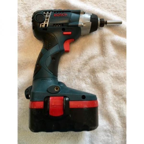 Bosch GDR 18v Impact Driver/Battery Bundle, Cordless Power Tool DIY #3 image