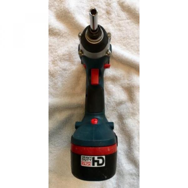 Bosch GDR 18v Impact Driver/Battery Bundle, Cordless Power Tool DIY #4 image