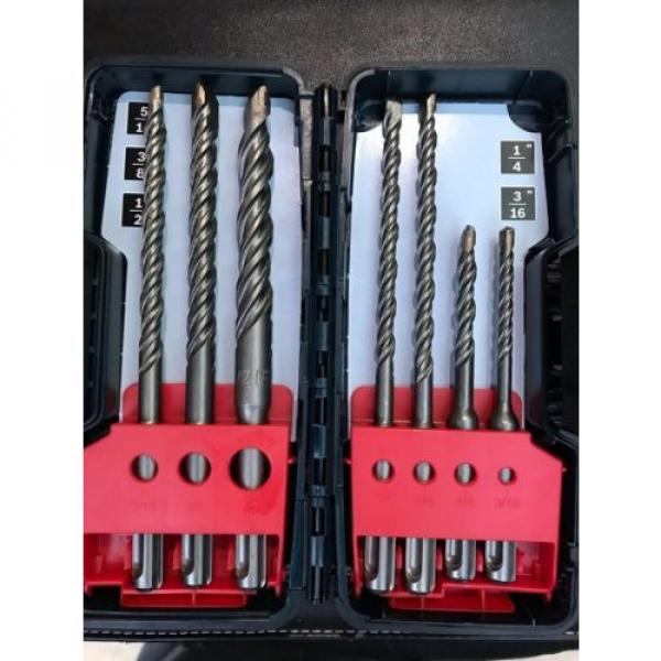 Bosch SDS-Plus Drill Bit Set #2 image