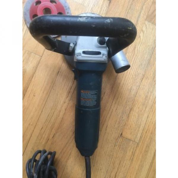"""Bosch 5"""" Concrete Surfacing Grinder 1773AK + Extras (Made in Germany) Bosch Tool #1 image"""