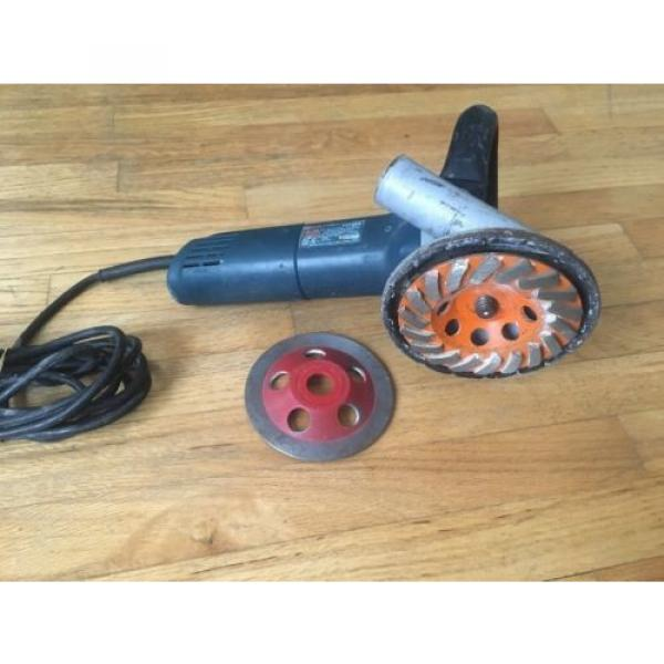 """Bosch 5"""" Concrete Surfacing Grinder 1773AK + Extras (Made in Germany) Bosch Tool #7 image"""