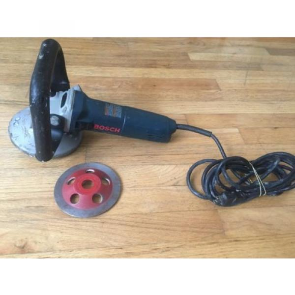 """Bosch 5"""" Concrete Surfacing Grinder 1773AK + Extras (Made in Germany) Bosch Tool #8 image"""