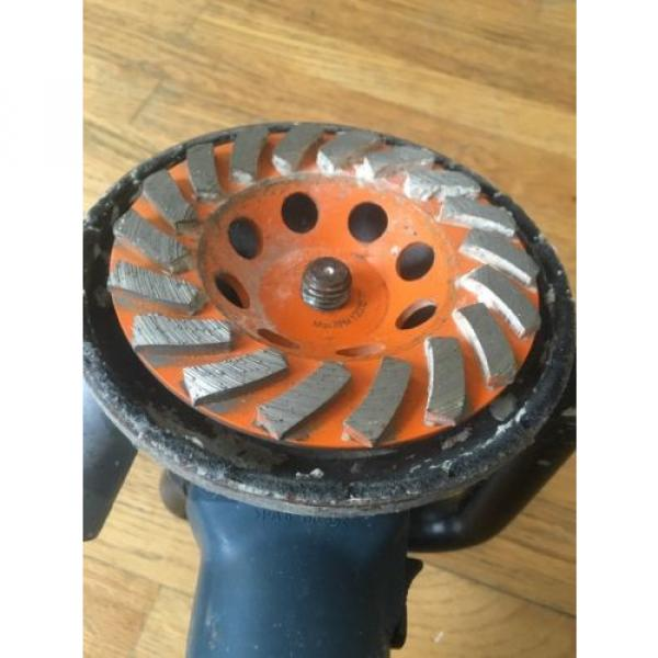 """Bosch 5"""" Concrete Surfacing Grinder 1773AK + Extras (Made in Germany) Bosch Tool #11 image"""